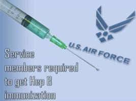 US service members