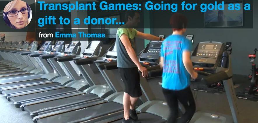 transplant games
