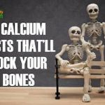 calcium facts